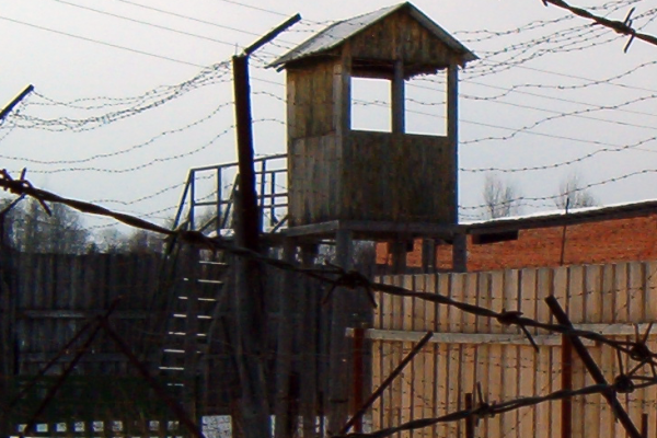 Gulag Perm 36 in Russland