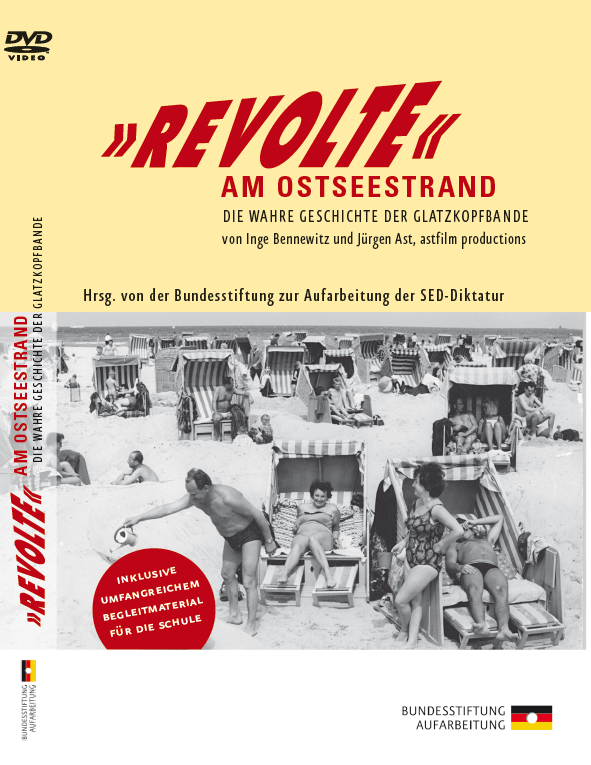 DVD Revolte am Ostseestrand
